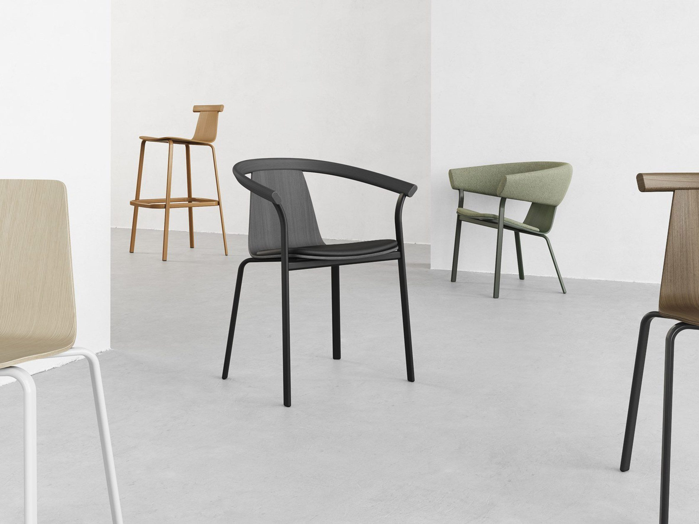 Atal Chair by Form Us With Love for Alki