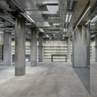 "Balenciaga debuts ""raw architecture"" store aesthetic at Sloane Street flagship"