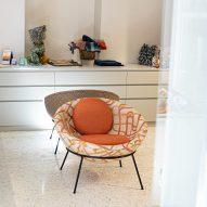 Bardi's Bowl Chair by Lina Bo Bardi for Arper