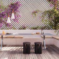 Table B by Konstantin Grcic for BD Barcelona Design