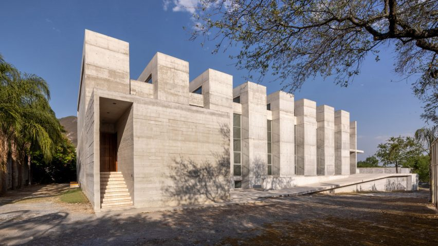 Chapel in Monterrey by WRKSHP