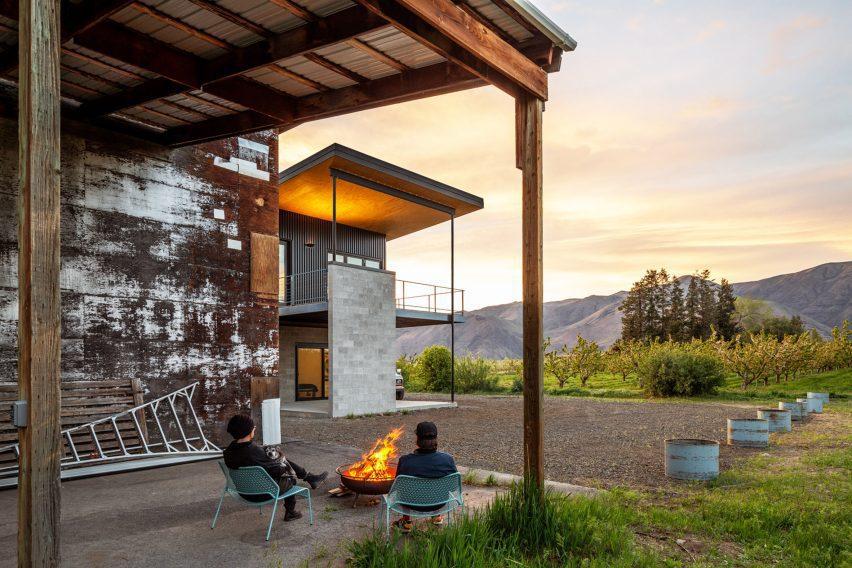 Landscape views at Cloud Ranch