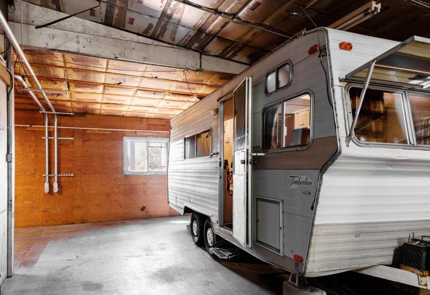 Vintage Timberline trailer