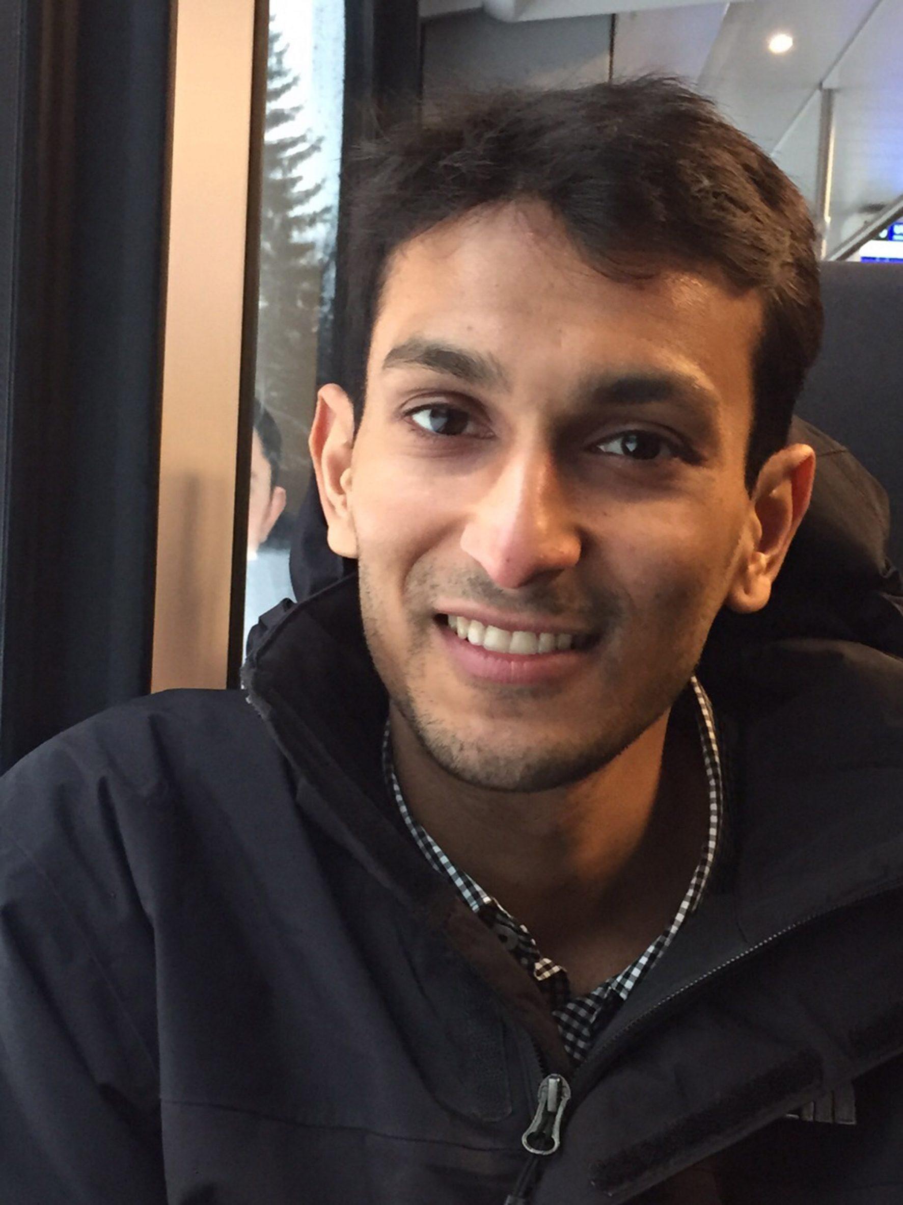 Portrait of Darshil Shah