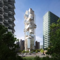 Fifteen Fifteen tower proposed for Vancouver