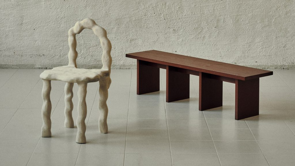 Fold Oslo designers look to the future of furniture in Ny Normal exhibition