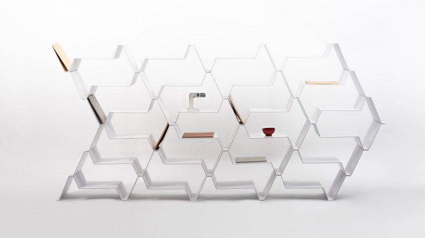 Fréquence shelf for Kataba