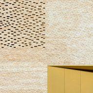 Grand Palais Cinema by Antonio Virga Architecte in Cahors
