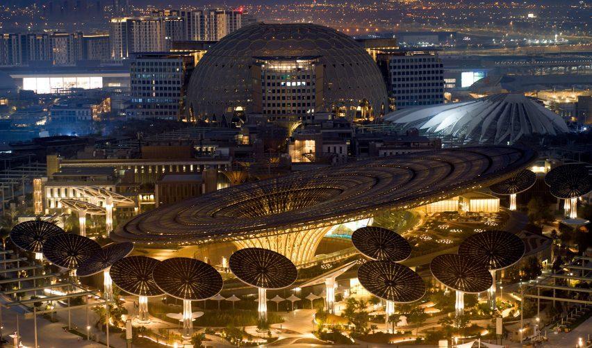 Dubai Expo site