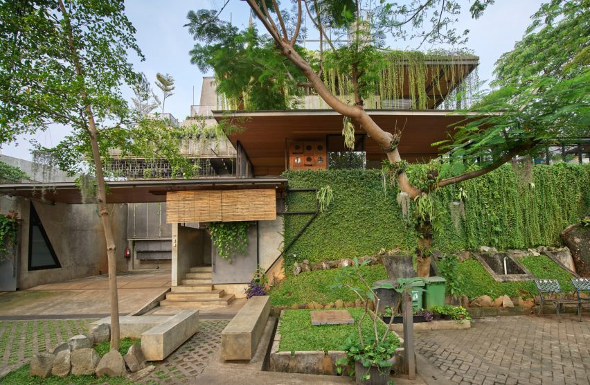 The Guild extension in Jakarta