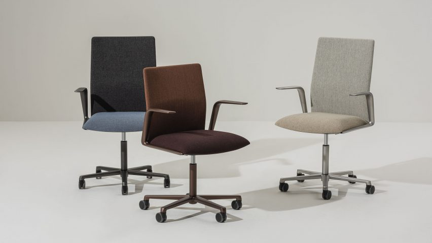 Kinesit Met chair by Lievore Altherr Molina for Arper