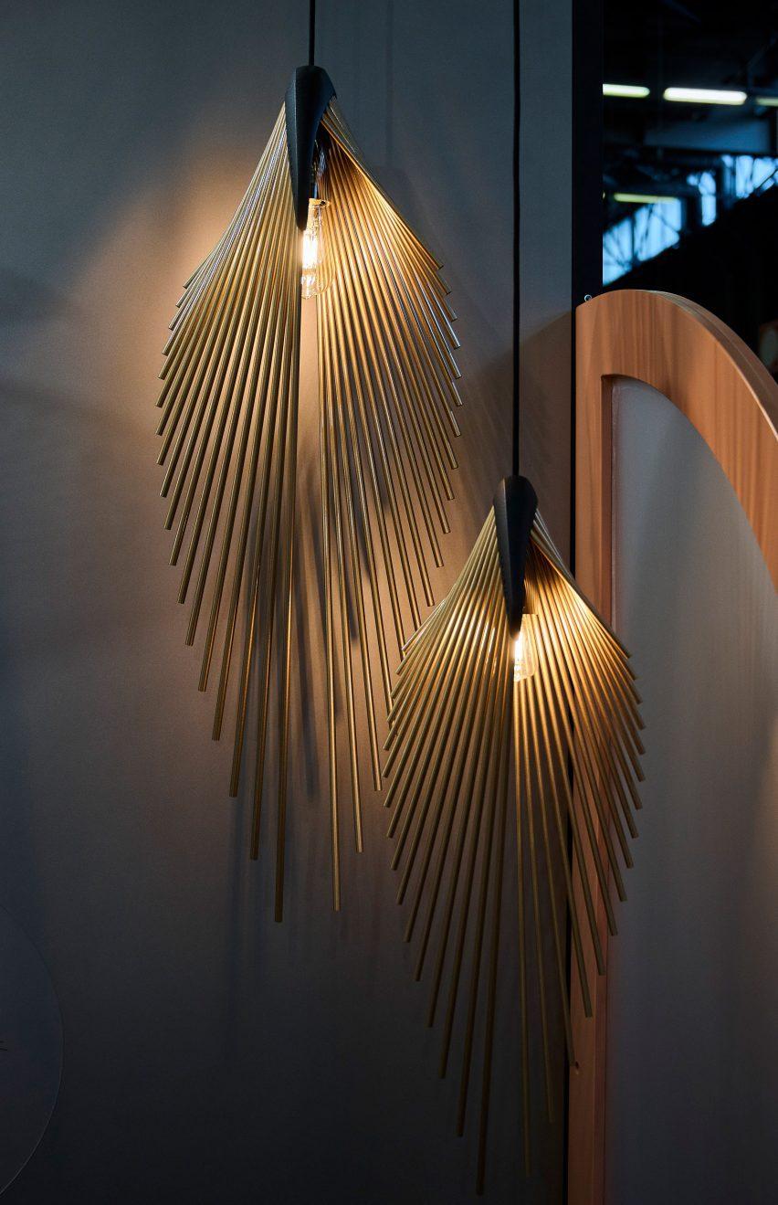 Листовая лампа