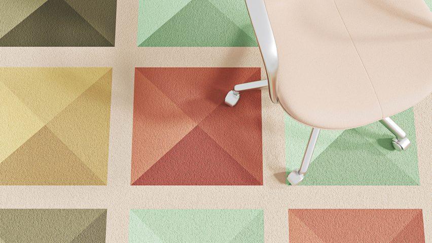 Loggia Multi Colored Carpet by Talk Carpet