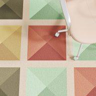 Loggia Multi-Colored carpet by Talk Carpet