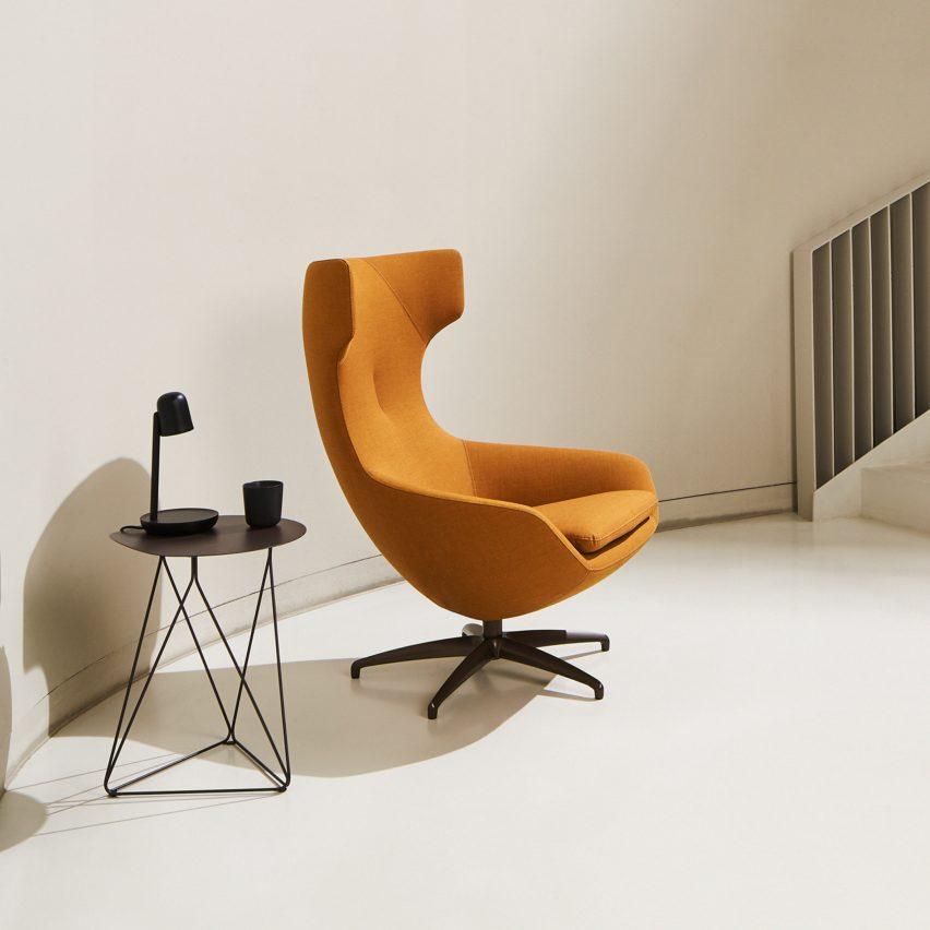 Кресло LX662 от Франса Шрофера для Leolux LX