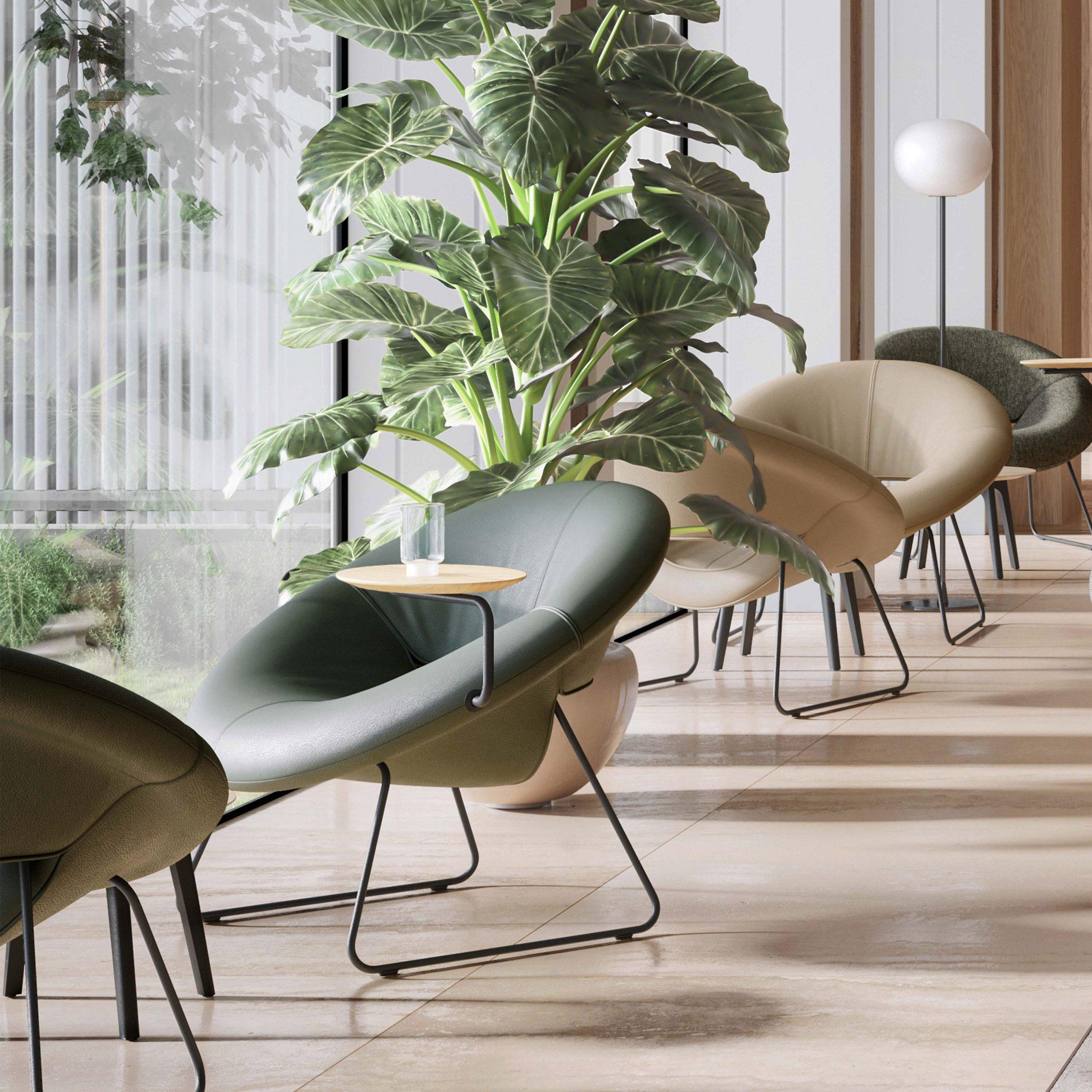 LXR18 armchair by Martin Ballendat for Leolux LX