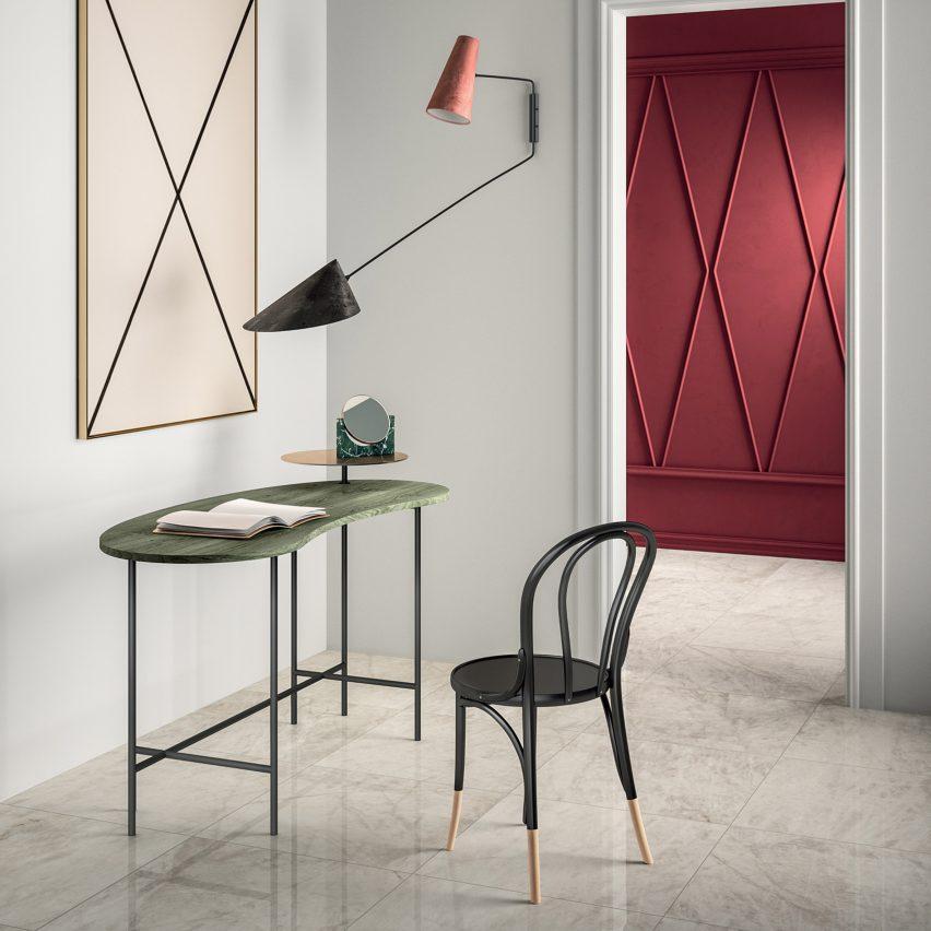 Коллекция плитки Marble Lab от Fiandre Architectural Surfaces