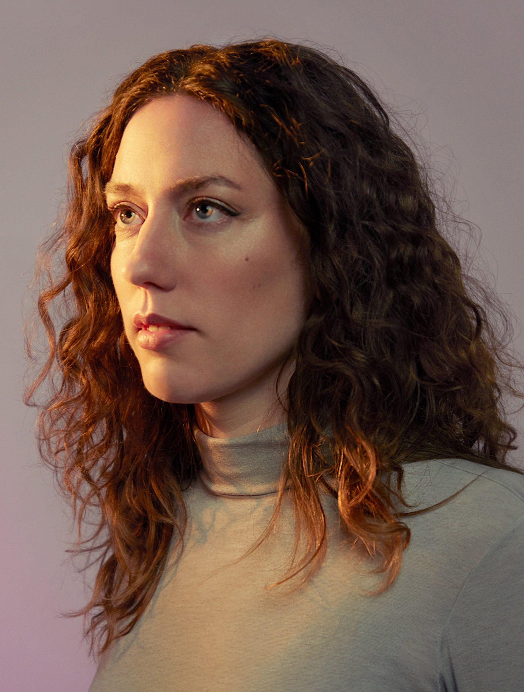 Portrait of Marjan van Aubel