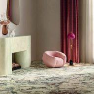 Marmi Maximum tiles by Fiandre Architectural Surfaces