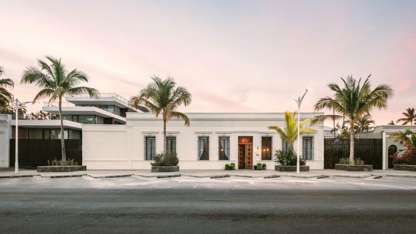 Baja Club Hotel by Max Von Werz