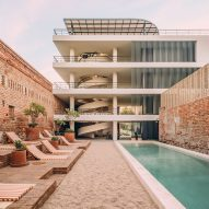 Max von Werz merges old and new at Baja Club Hotel in Mexico