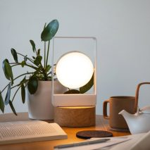 Mouro lamp by Patricia Perez for Case Furniture