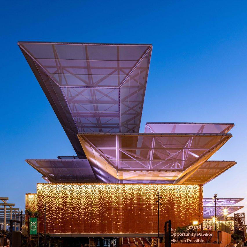 Opportunity Pavilion