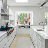 OverUnder renovates landmarked Boston building to create single-family residence