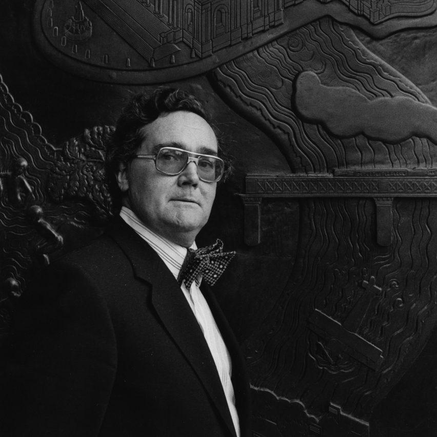 Portrait of architect Owen Luder