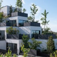 Stefano Boeri Architetti covers Palazzo Verde in Antwerp with greenery