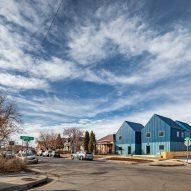 Productora's Denver co-housing complex