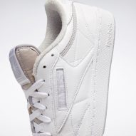 Reebok and Eames Club C trainer