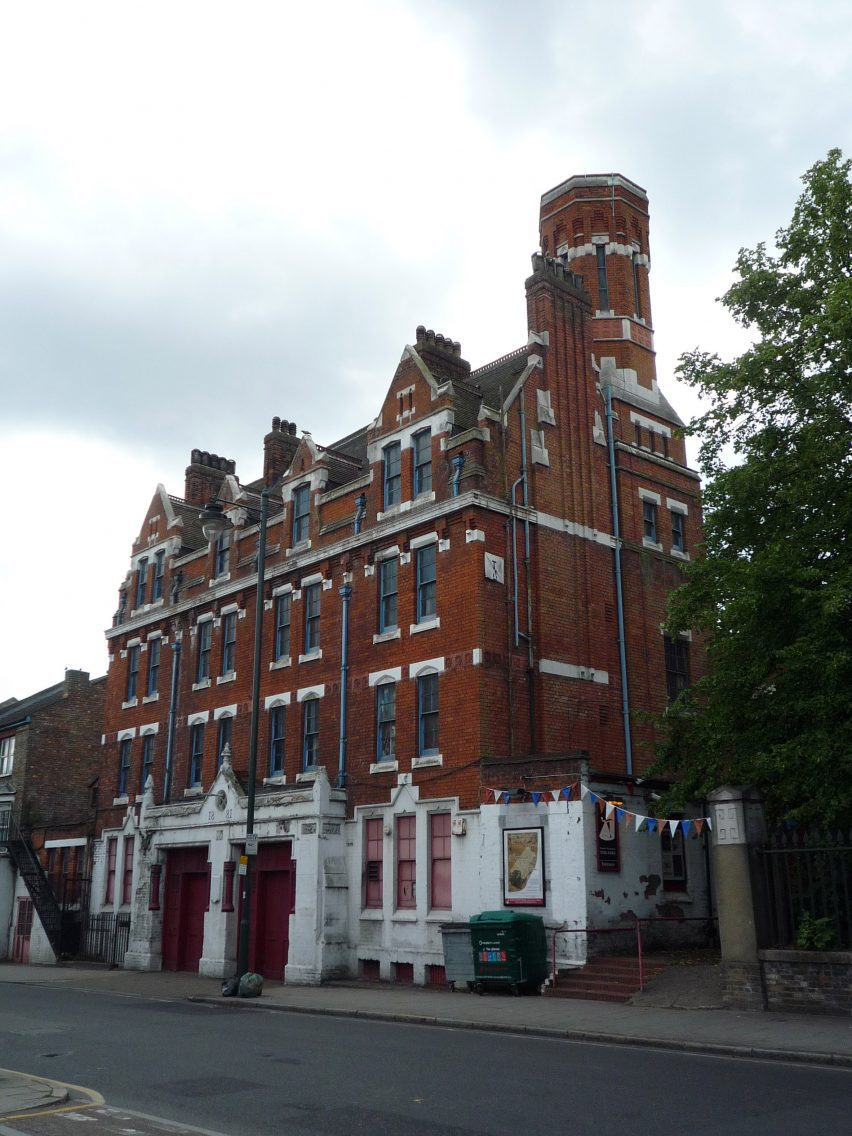 South London Theatre by Owen Luder