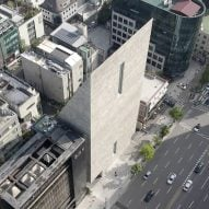ST/SongEun Building by Herzog & de Meuron opens to public in Seoul