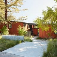Klopf Architecture revamps mid-century home at Stanford University