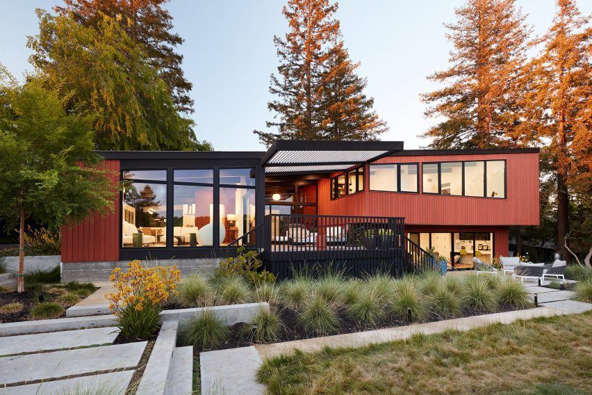 Mid-century renovation by Klopf Architecture