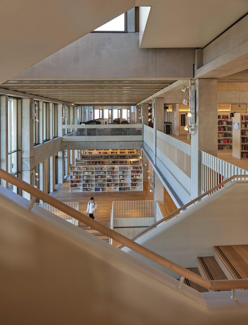 Библиотечное пространство