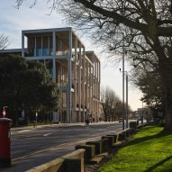 This week we revealed this year's Stirling Prize winner