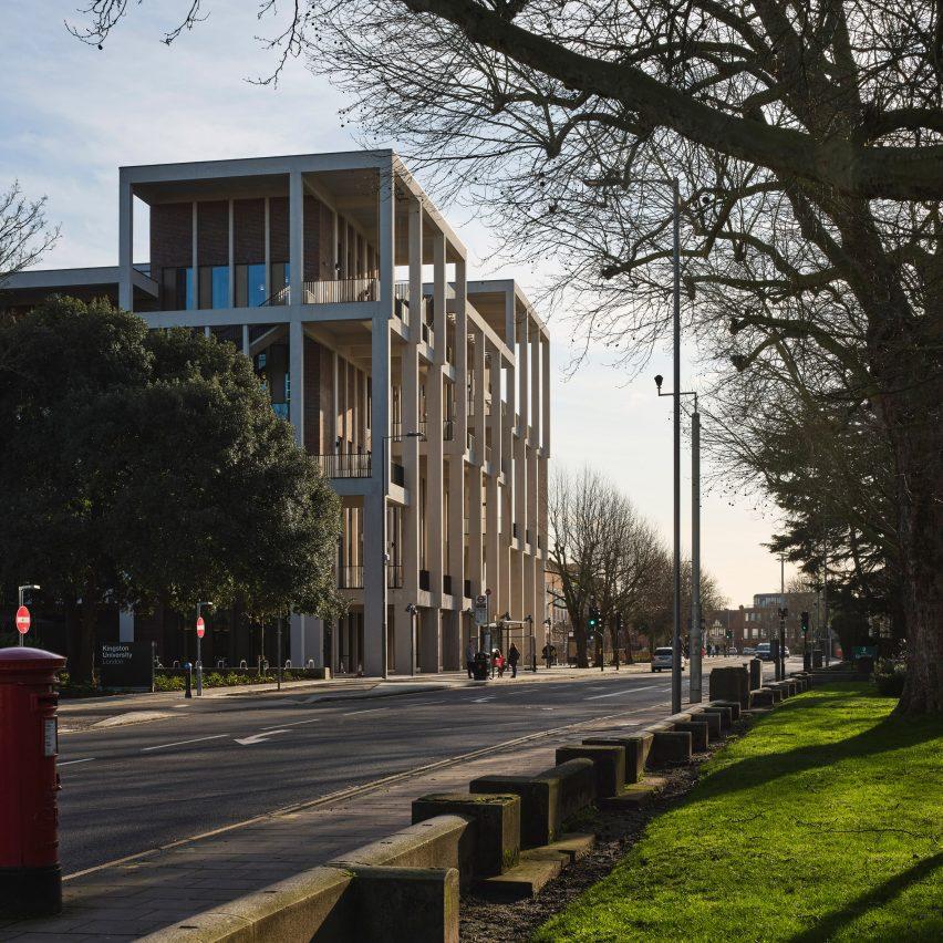 Kingston University London – Town House