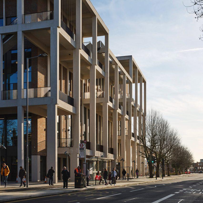 Kingston University London – Town House wins 2021 Stirling Prize