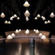 Studio Drift and Sou Fujimoto explore rhythms of nature with Basel installation