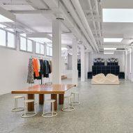 Sunnei transforms former recording studio into fashion brand HQ in Milan