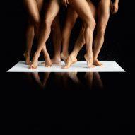 Bryan Adams photos ballet dancers on Superplan Zero by Kaldewei