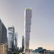 Affirmation Tower by Adjaye Associates