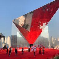 OOS turns Swiss Pavilion into giant mirror at Dubai Expo