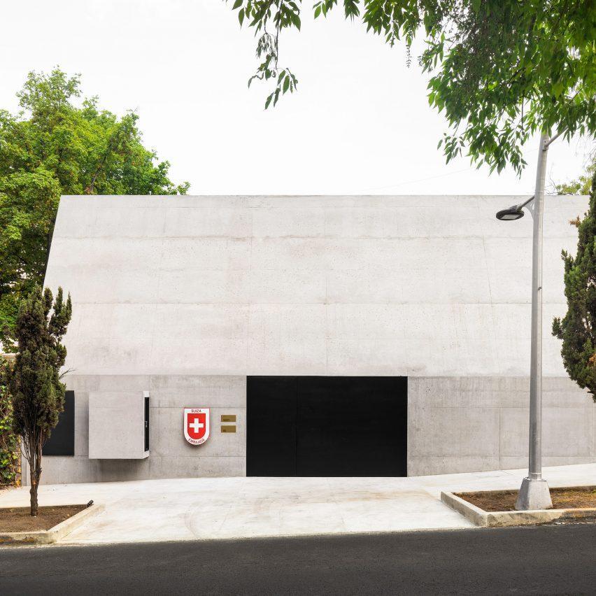 FHV Architectes and Blancasmoran overhaul Swiss Ambassador's Residence in Mexico City