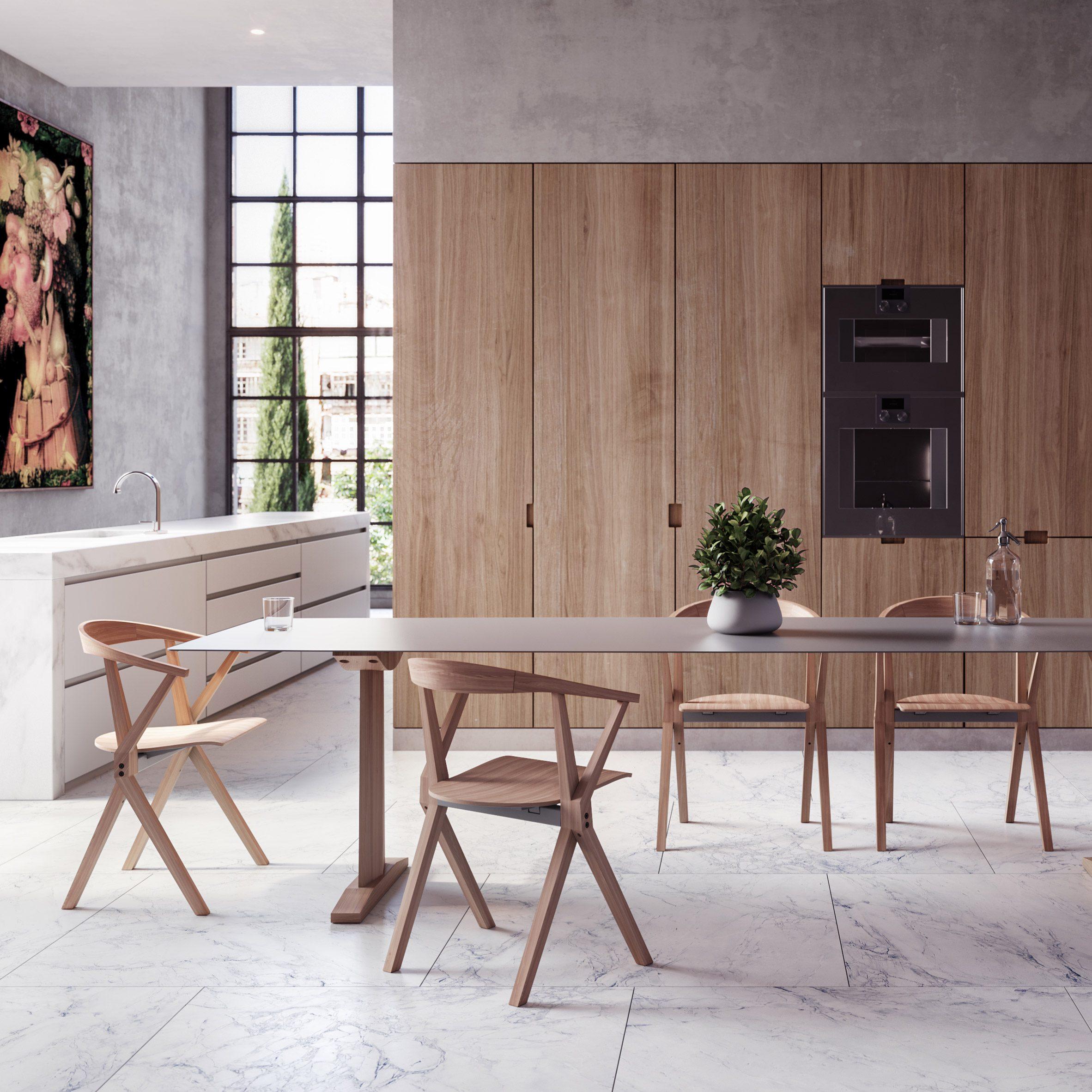 Table B by Konstantin Grcic for BD Barcelona