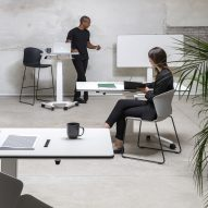 Talent table by Alegre Design for Actiu