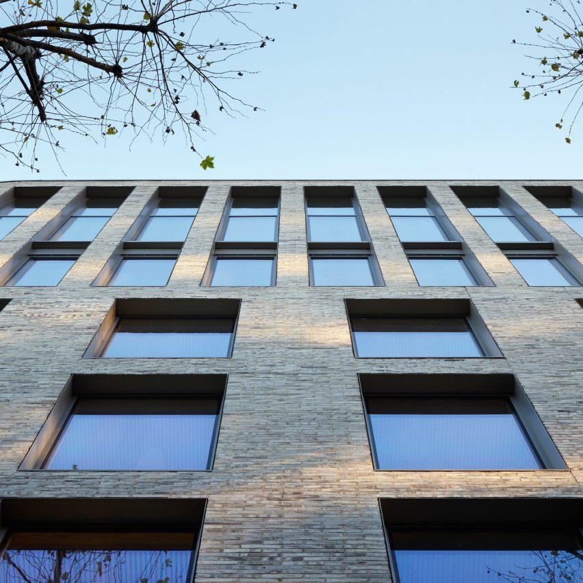 Bartlett by Hawkins\Brown-designed at 22 Gordon Street