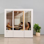 The Meeting Room modular conference room by Room